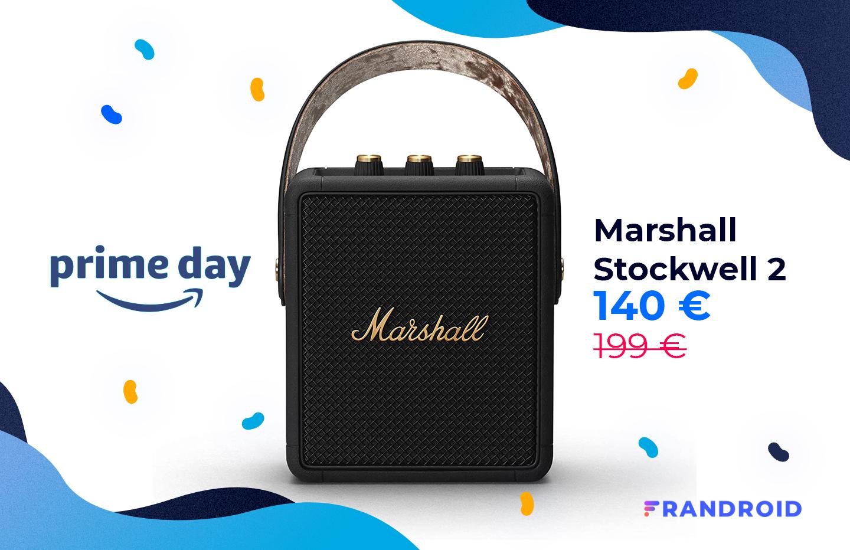 Avec Prime Day, c'est l'occasion de craquer pour la Marshall Stockwell 2