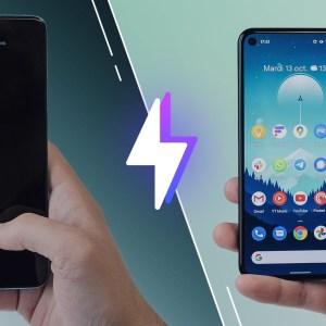 OnePlus 8T vs Google Pixel 5: lequel est le meilleur smartphone?