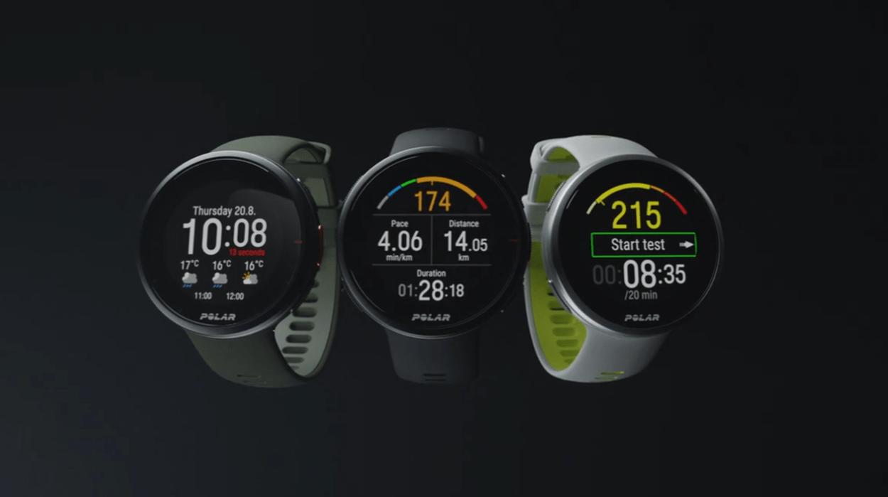 Polar Vantage V2 : une montre design pour mesurer vos performances sportives