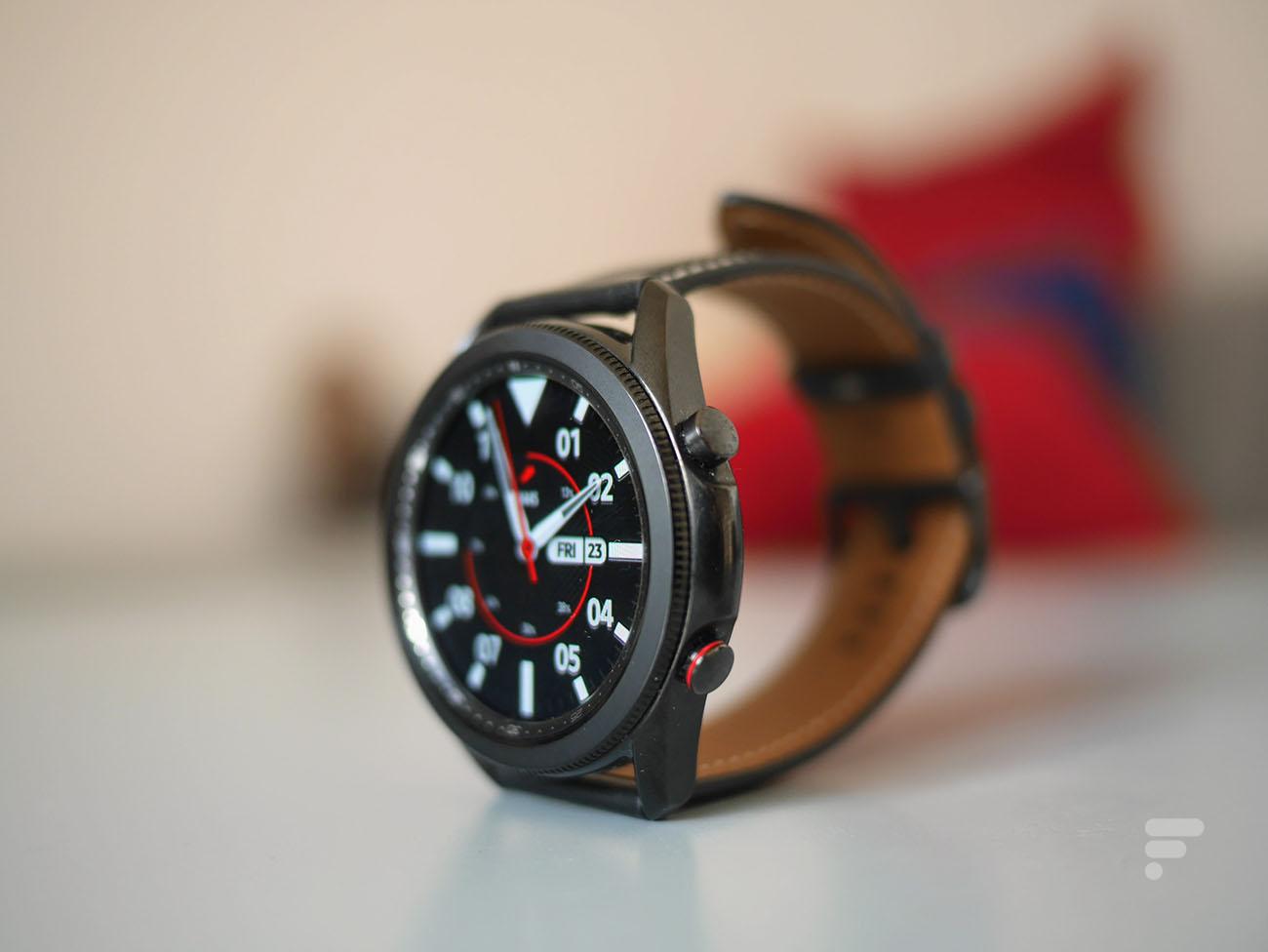 La Samsung Galaxy Watch 4 pourrait débouler dès la fin du mois au MWC 2021