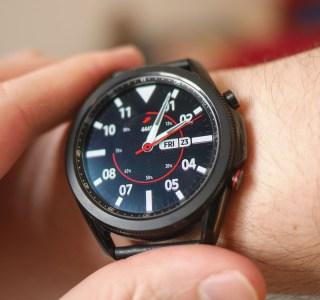 Samsung: la piste d'une montre connectée sous Wear OS se précise