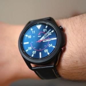 Test de la Samsung Galaxy Watch 3 : faites tourner les rotatives, la vraie Galaxy Watch est de retour