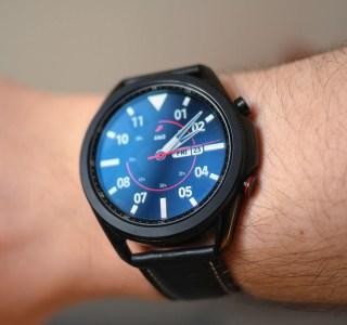 Test de la Samsung Galaxy Watch 3 : faites tourner les rotatives, la vrai Galaxy Watch est de retour