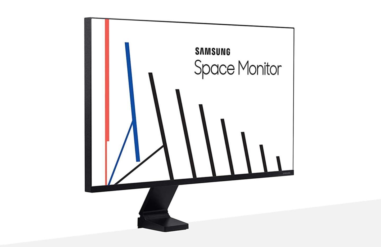 Amazon baisse le prix de l'écran Samsung Space Monitor dans sa version 32″