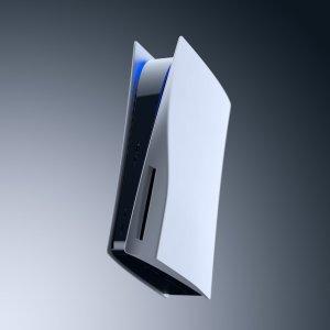 La PS5 est beaucoup plus petite qu'initialement prévu, assure son designer
