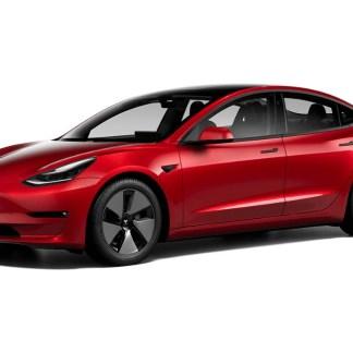 Model 3 : Tesla augmente son autonomie et fait évoluer son design