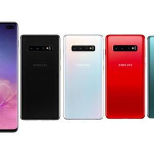Tous les coloris du Samsung Galaxy S10+ sont en promo sur Cdiscount