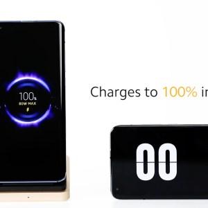 Xiaomi présente une charge sans fil de 80 W : 19 minutes pour recharger 4000 mAh