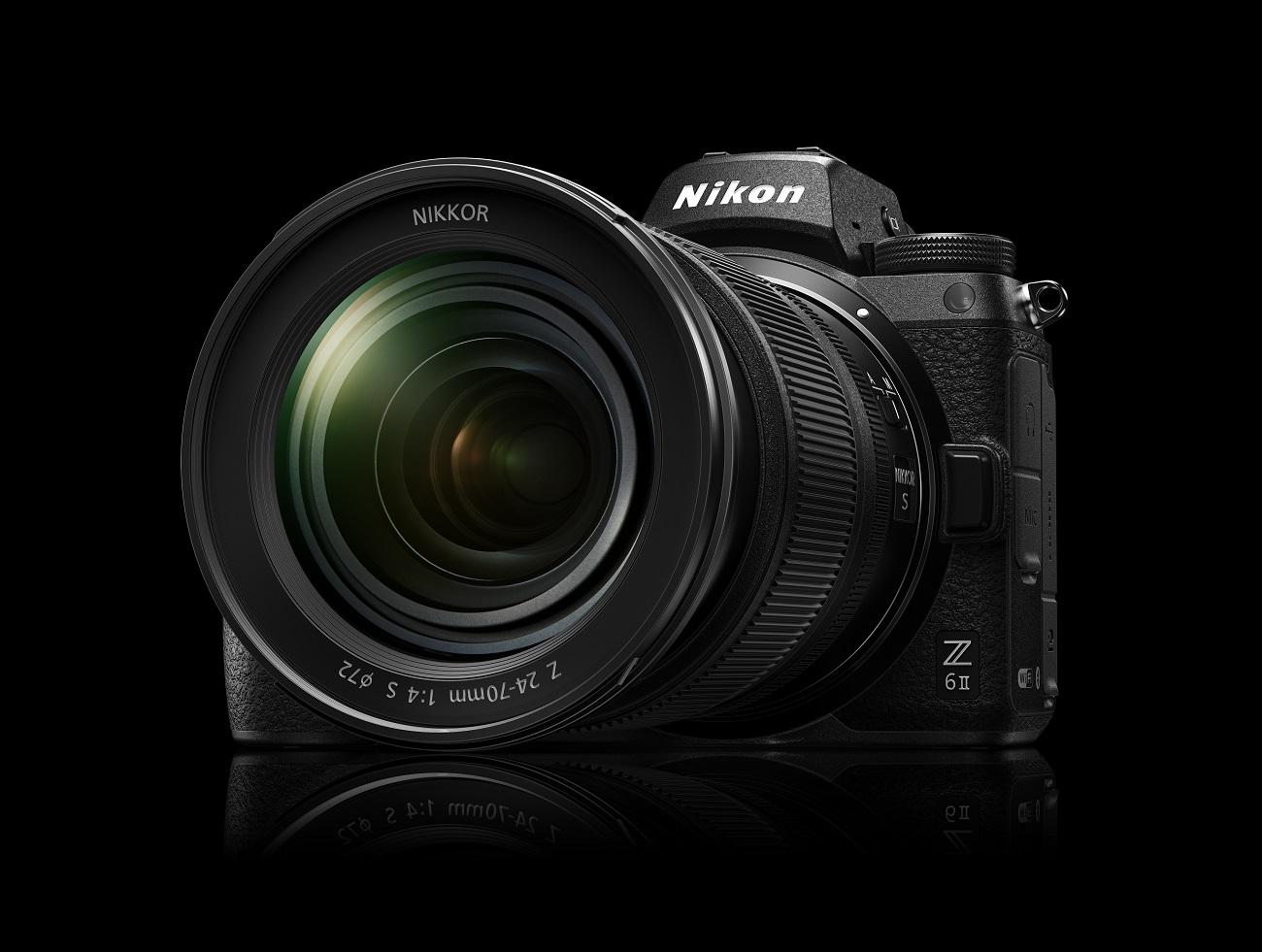 Nikon Z6 II et Z7 II : le constructeur renouvelle ses appareils hybrides full frame