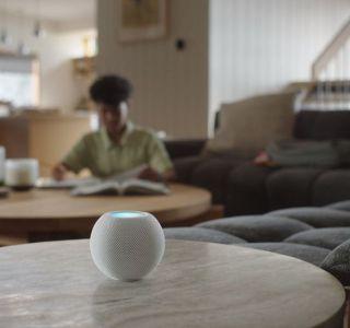 HomePod mini : les précommandes de la petite enceinte connectée d'Apple sont ouvertes