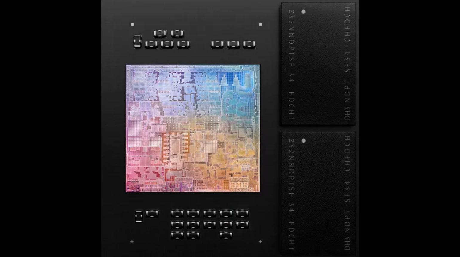 L'AppleM1 atomise les GTX1050 Ti et Radeon RX560 dans les benchmarks