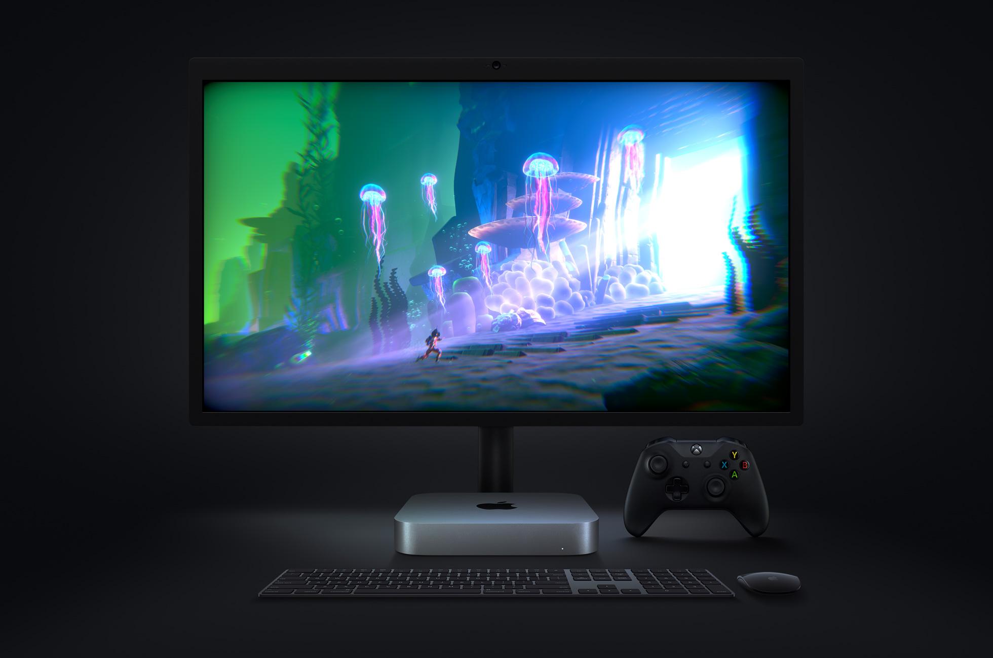 La puce AppleM1 va faire beaucoup mieux qu'Intel, sauf pour les écrans externes
