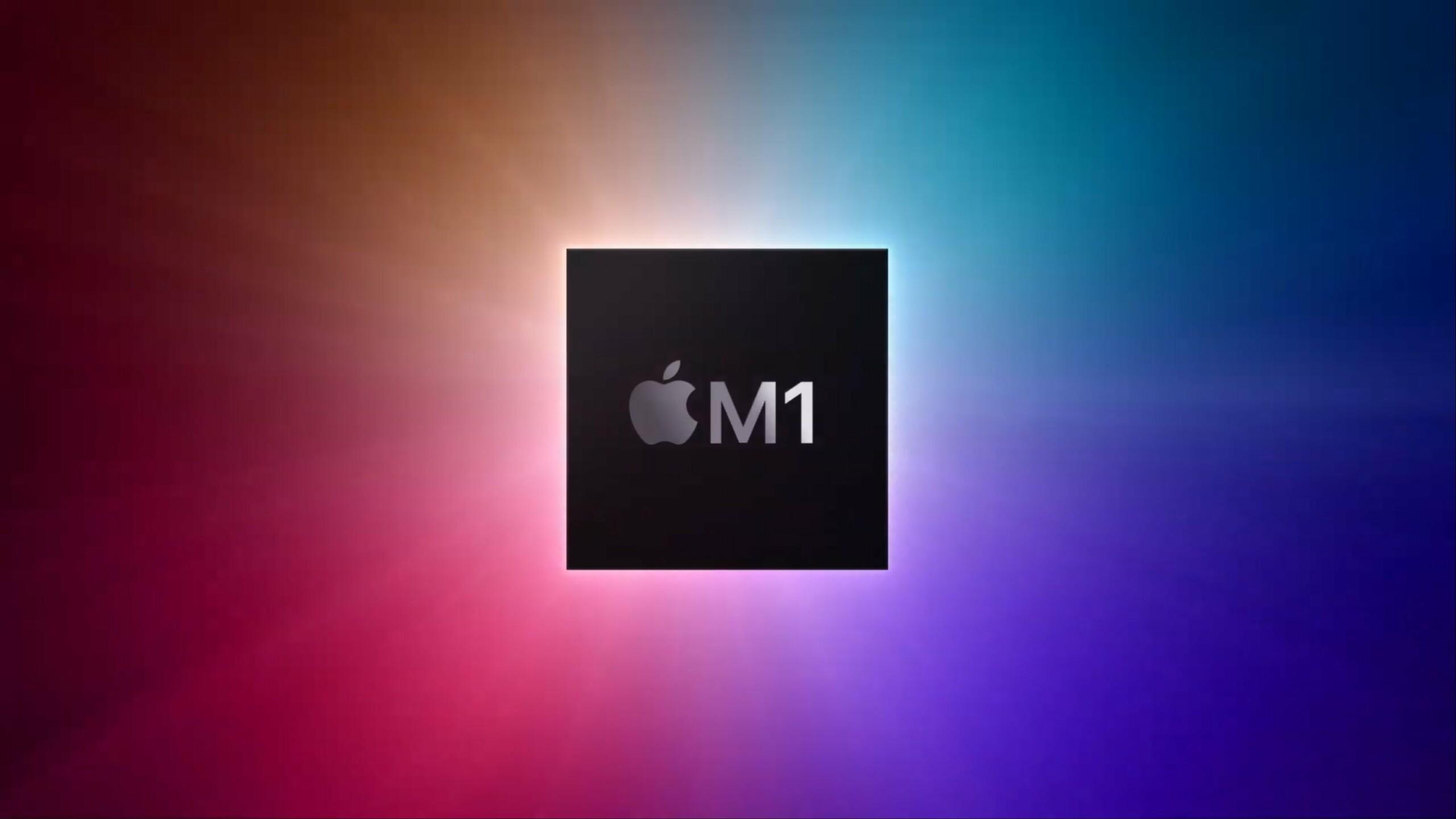 Surpuissante, l'Apple M1 devance le dernier Core i7 de bureau en single-core