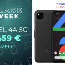 Pixel 4a 5G : le nouveau smartphone de Google est déjà en promotion