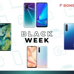 Du A72 au Find X2 Pro, les smartphones Oppo font déjà leur Black Friday