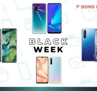 Du A9 au Find X2 Pro, tous les smartphones Oppo font leur Black Friday