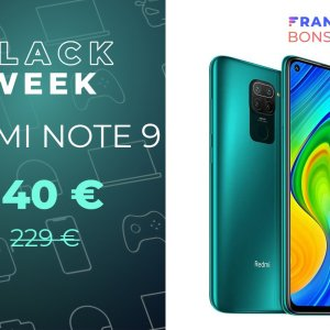 La version 128 Go du Xiaomi Redmi Note 9 est en promotion pour le Black Friday