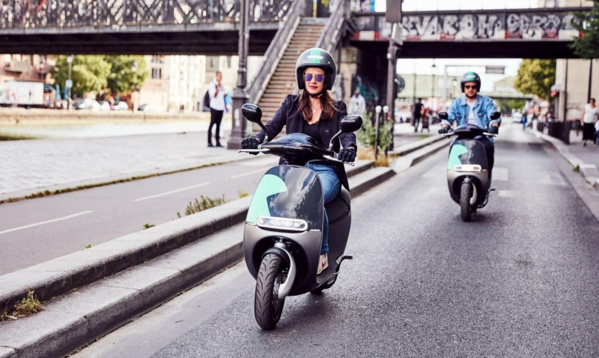 Scooters et motos électriques peuvent désormais circuler sur les voies de bus et de taxis