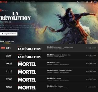 Que pensez-vous de Direct, la nouvelle TV en ligne de Netflix ?