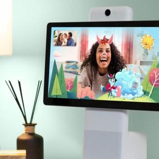 Facebook ajoute Zoom, Webex, BlueJeans et GoToMeeting à sa tablette Portal