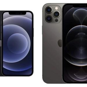 iPhone 12 mini et iPhone 12 Pro Max : voici tous les marchands et offres pour les précommandes