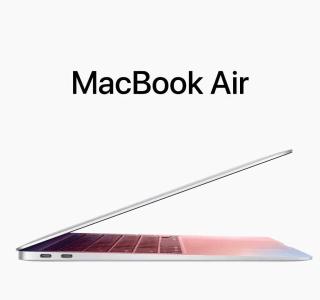 MacBook Air 2020 avec Apple M1 officialisé: plus rapide, plus autonome et toujours si fin