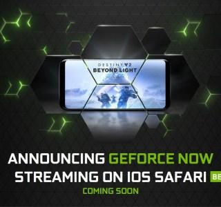 GeForce Now : Nvidia confirme l'arrivée sur Safari (iOS) et Chrome