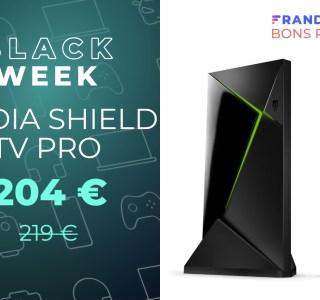 Nvidia Shield TV Pro : l'une des meilleures box TV du marché est en promo