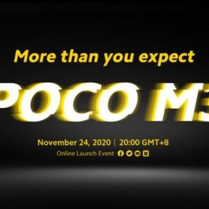 Xiaomi Poco M3: comment suivre la présentation en direct