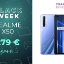 Le Realme X50 en promo est l'un des smartphone 5G les moins chers du moment