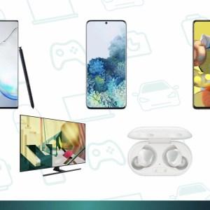 Samsung Days : voici les meilleures promotions sur les TV 4K, Galaxy S20+ ou Note 10