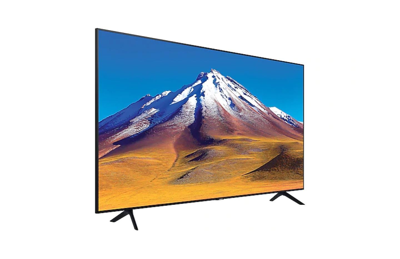 Le récent téléviseur Crystal UHD 4K de Samsung est déjà 200 € moins cher