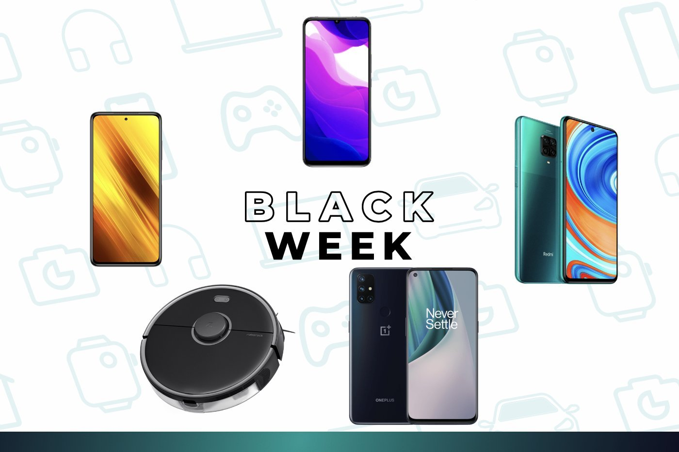AliExpress fait son Black Friday avec le OnePlus Nord N10 à 251 € ou le Poco X3 à 171 €