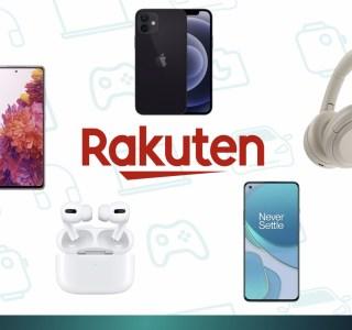 Rakuten casse les prix des meilleurs produits tech du moment: GalaxyS20 FE, OnePlus8T, AirPods Pro…