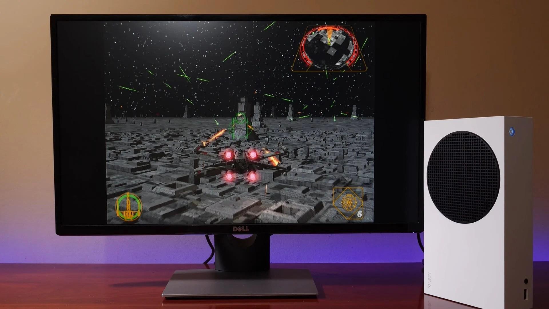 Xbox Series X | S: il est possible d'installer des émulateurs dessus