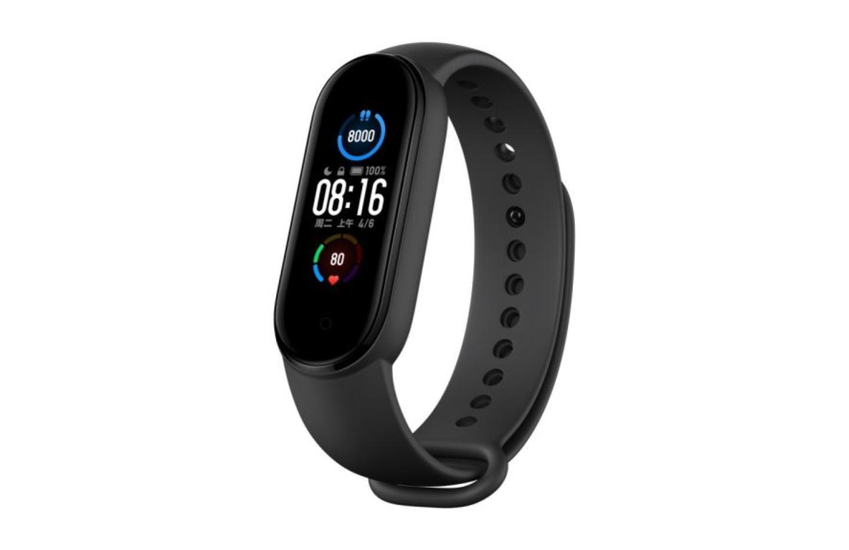 Le bracelet connecté Xiaomi Mi Smart Band 5 est à moitié prix sur Cdiscount