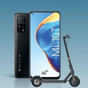 Une trottinette électrique offerte pour l'achat d'un Xiaomi Mi 10T: c'est l'offre-combo du mois chez Orange
