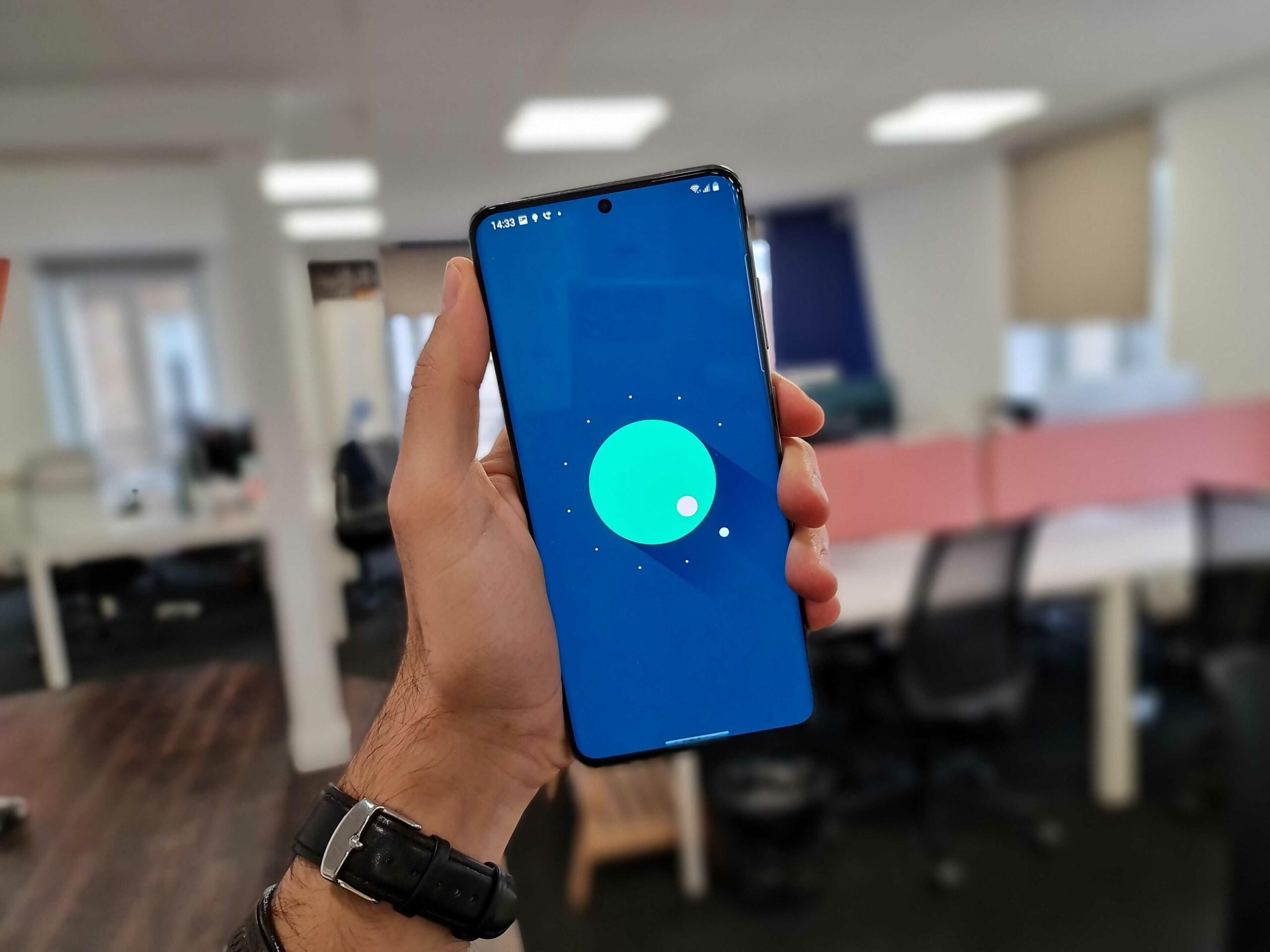 Prise en main de Samsung One UI 3: les petits détails qui comptent