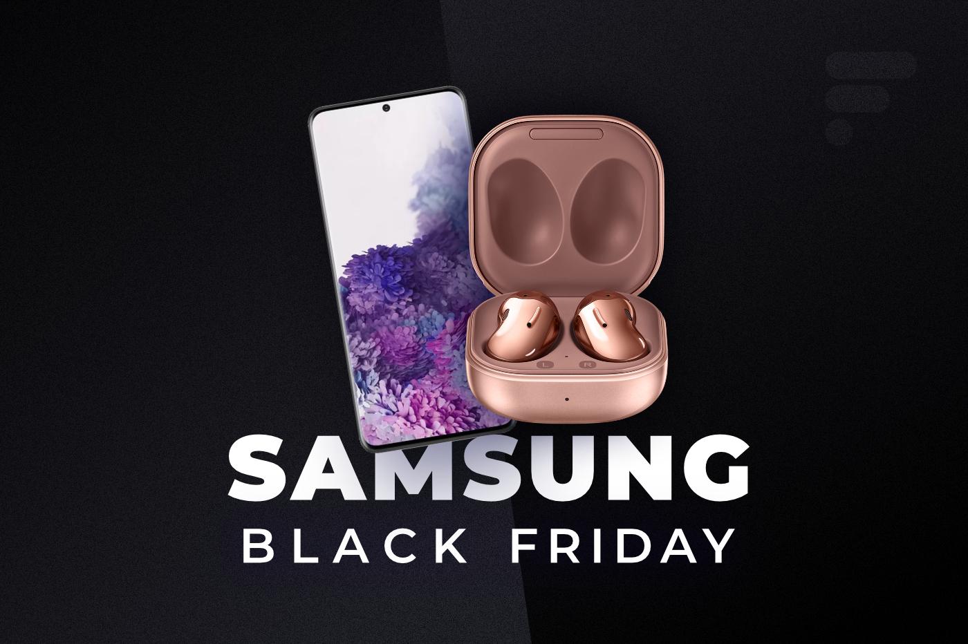 Black Friday Samsung : les 7 offres du jour à ne pas manquer