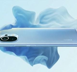 Xiaomi Mi11 officialisé: QHD+, ultra résistant et capteur de 108mégapixels au menu