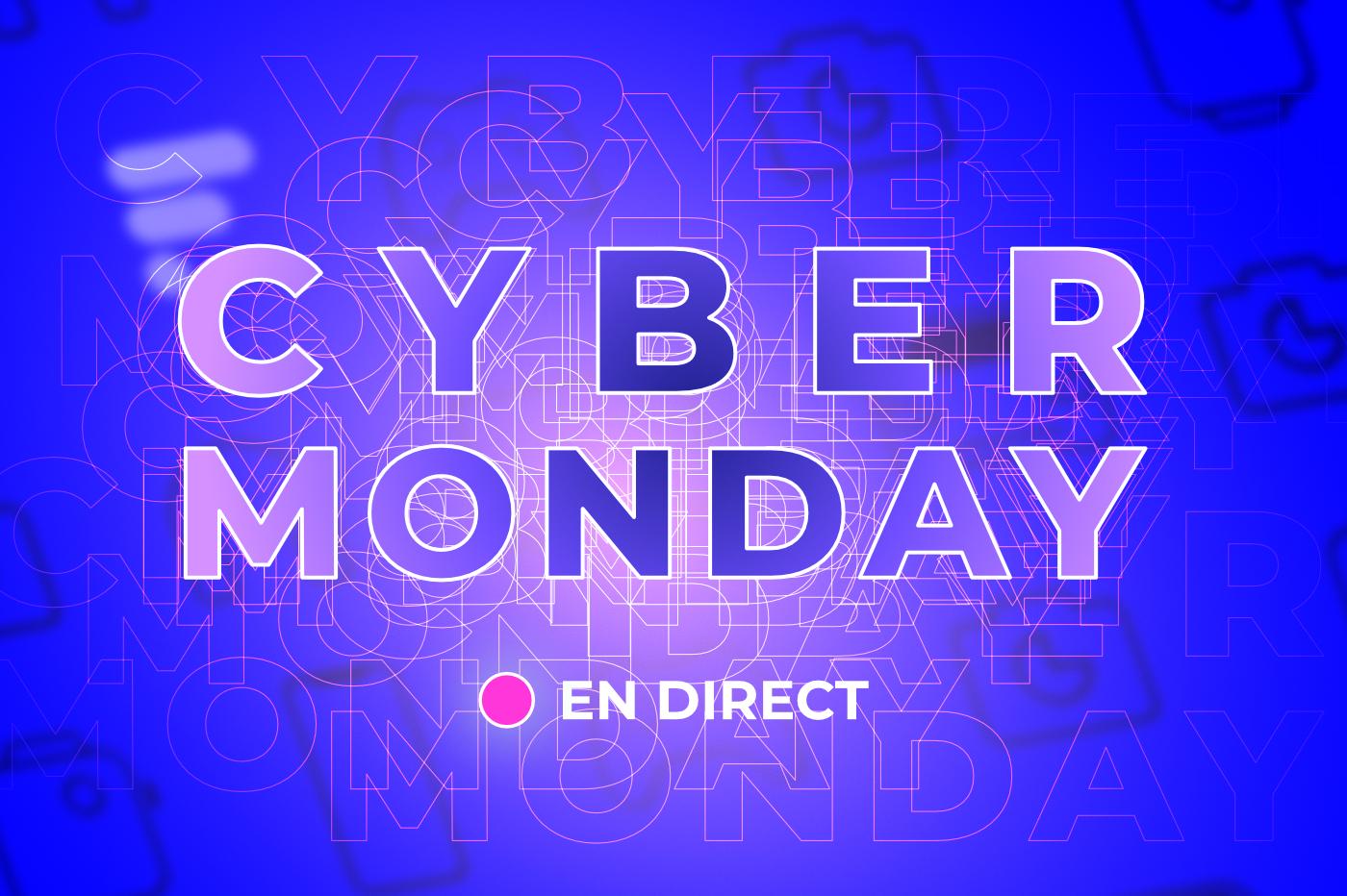 Cyber Monday et Black Friday : les 50 meilleures offres disponibles de ce jour