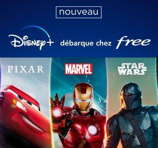 Free ajoute Disney+ gratuitement à ses offres Freebox Pop pendant 6 mois