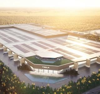 Gigafactory de Berlin: pourquoi Tesla doit encore stopper ses travaux