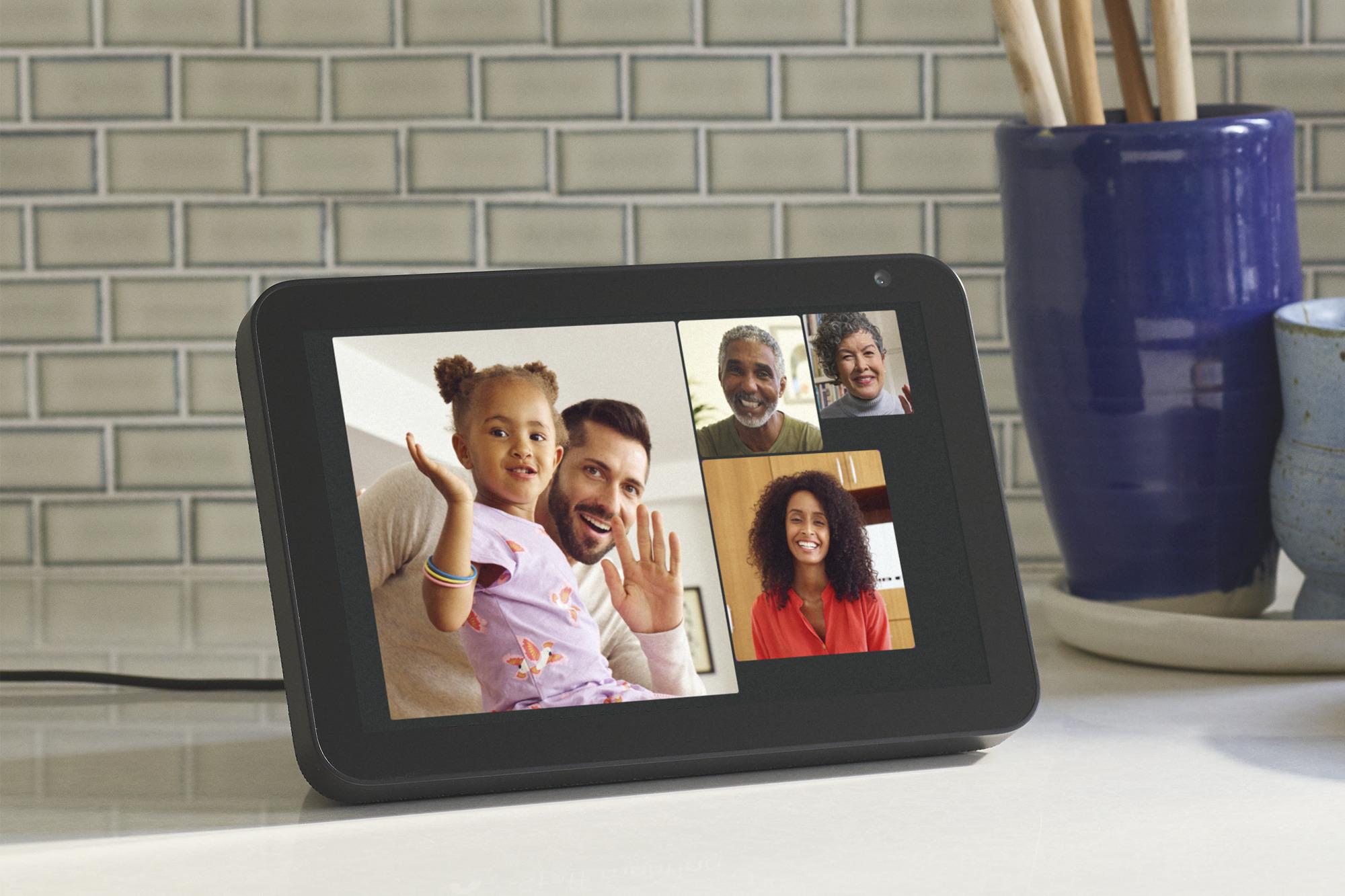 Amazon Echo : vous pouvez désormais passer des appels de groupe