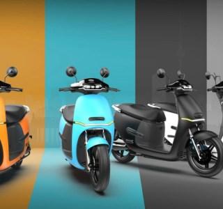 Horwin EK1 : ce nouveau scooter électrique revendique 120 km d'autonomie