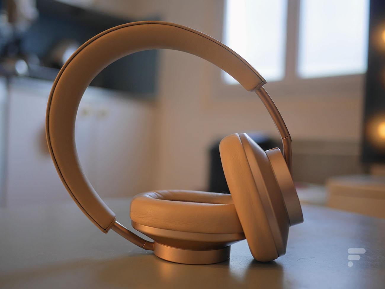 Test du Huawei FreeBuds Studio: un premier casque Bluetooth plutôt encourageant