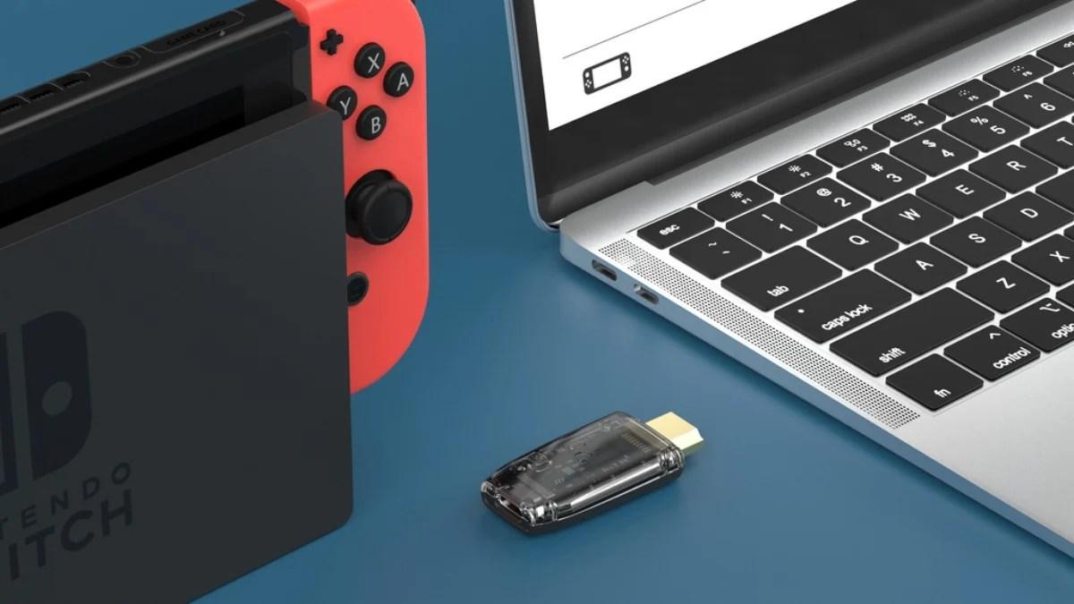 ShadowCast: une clé HDMI pour jouer à sa console sur son PC