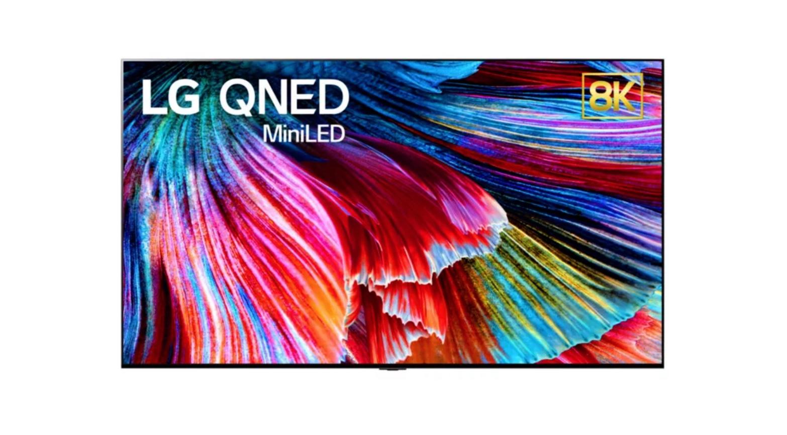 QNED : LG arme ses téléviseurs Mini LED, avec l'ambition d'un contraste au niveau de l'OLED