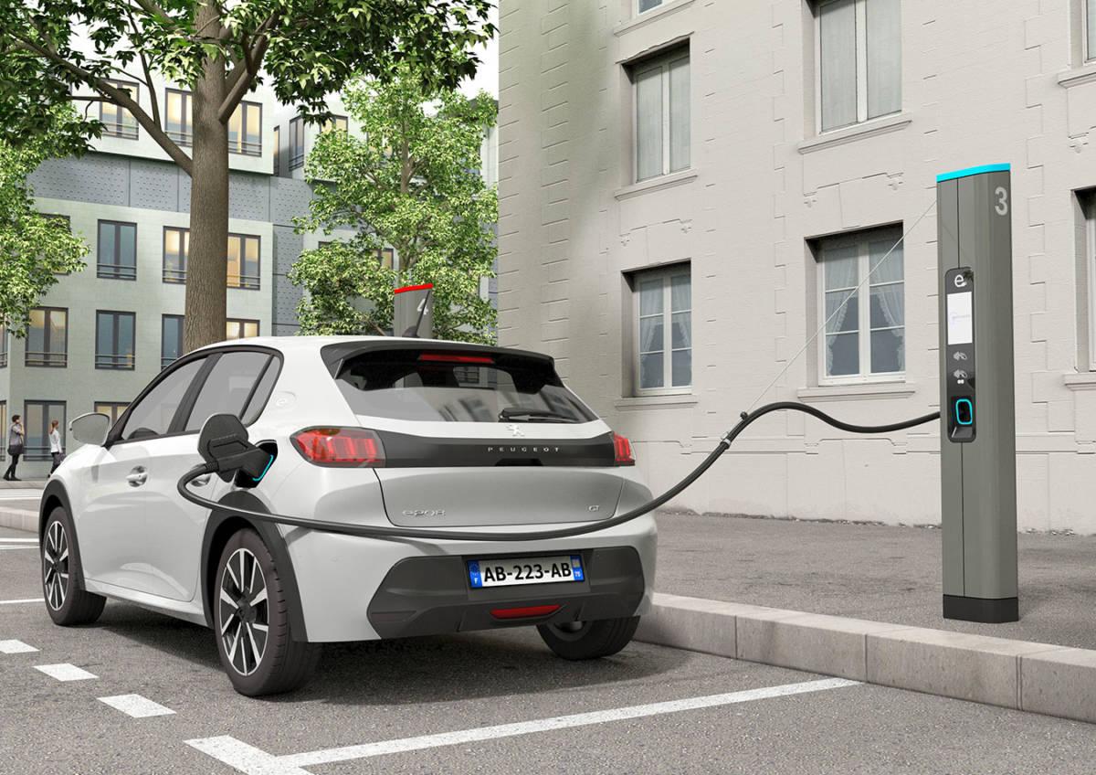 Métropolis: le réseau de 5000bornes pour véhicules électriques arrive sur le Grand Paris