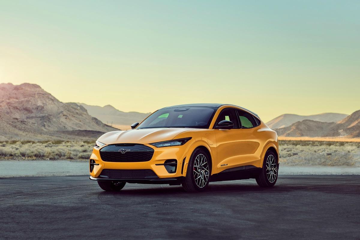 La Mustang Mach-E GT Performance Edition est encore plus véloce que la Tesla Model Y